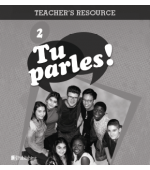 Tu parles!2 Teacher Resource with CD